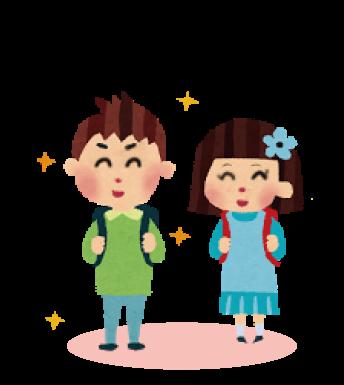 小学生コースーIllustration